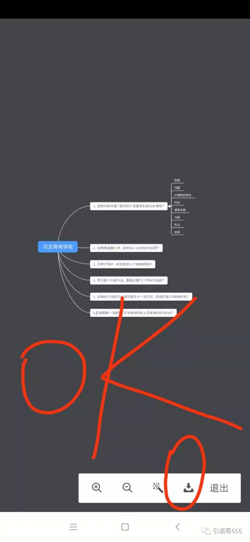 何用思维导图引流?快速制作思维导图的5个步骤 思维导图 第15张